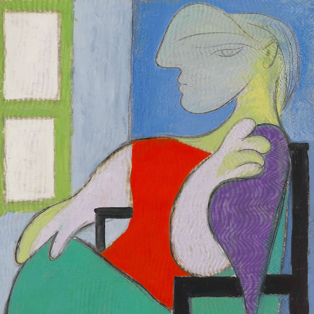 55 millió dollárt is megérhet Picasso portréfestménye